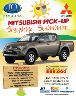 Check out the Mitsubishi L200!