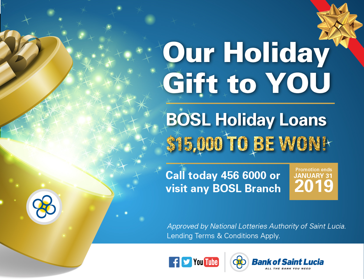 Our Holiday Gift to You With $15,000 to be Won!