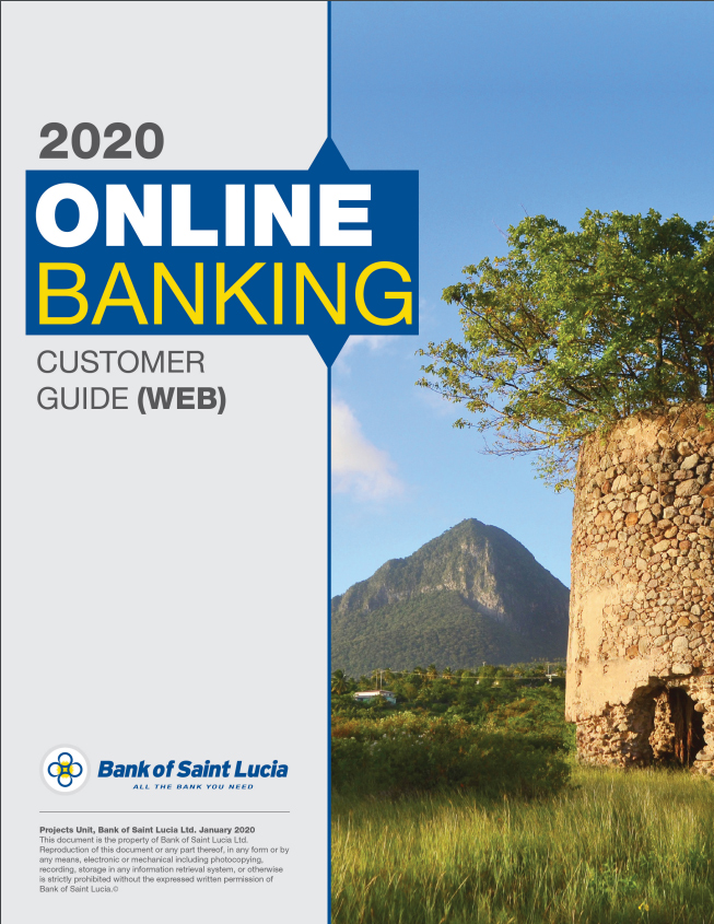 Online Banking User Guide (Web)