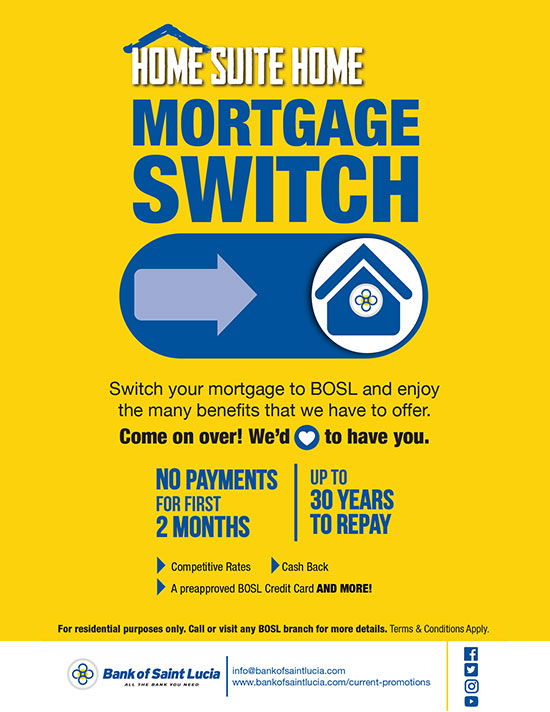 Home Suite Home Mortgage Switch