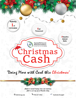 Doing more with cash this Christmas!