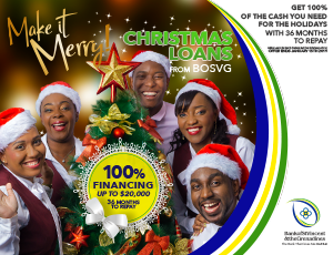 Make it Merry with a Christmas Loan from BOSVG!