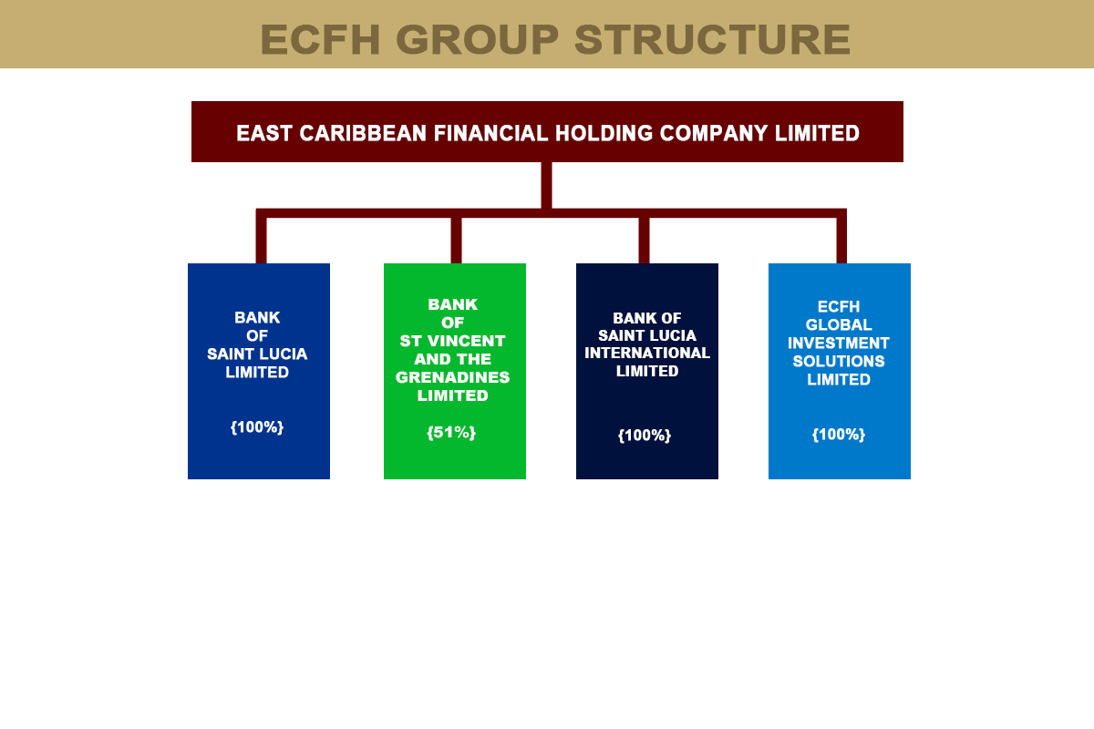 ECFH Group Structure