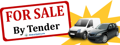 Vehicles For Sale By Tender
